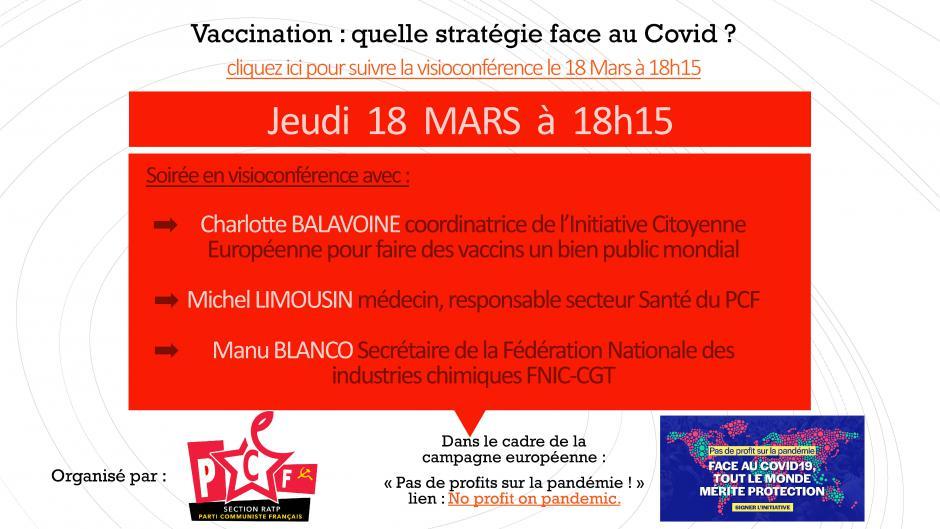 Vaccination : quelle stratégie face au Covid ?