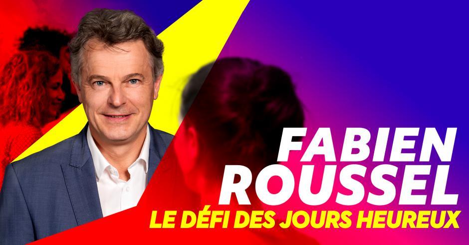 Fabien Roussel 2022